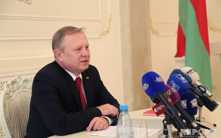 Səfir: Növbəti ilin ilk yarısında Azərbaycan Prezidenti Belarusa səfər edəcək
