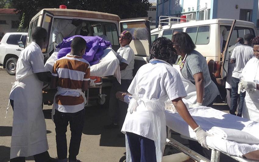 Tanzaniyada avtobusun gölə düşməsi nəticəsində 12 nəfər ölüb
