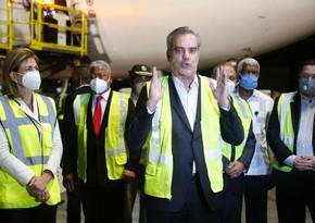 Первая партия вакцины от коронавируса прибыла в Доминикану