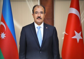 Turkey's new ambassador to Azerbaijan takes office