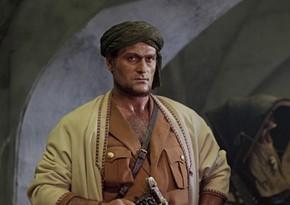 Səhranın bəyaz günəşi filminin məşhur aktyoru xəstəxanaya yerləşdirildi