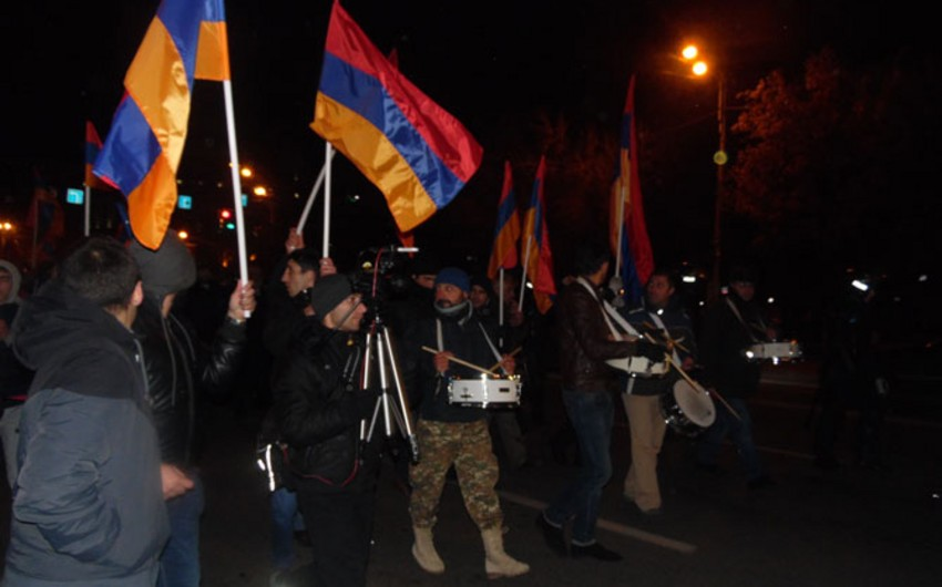 Armenians will hold a rally to demand of cancellation the referendum results