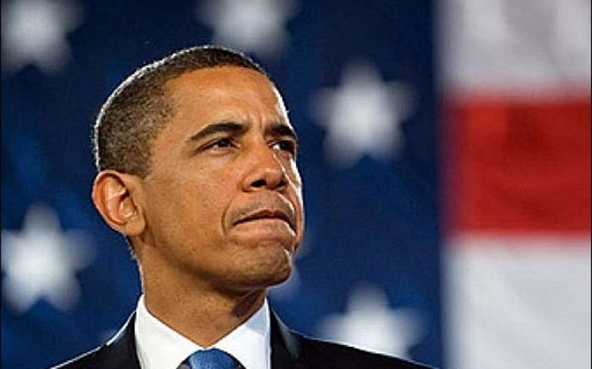 Obama İsrailin baş naziri Netanyahunun çıxışını tənqid edib