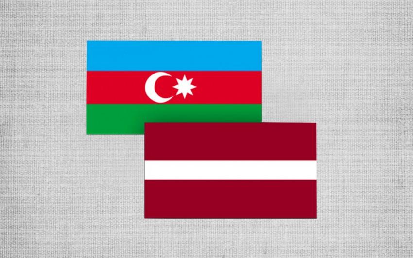 В Баку проходит встреча глав МИД Азербайджана и Латвии