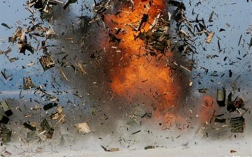 Kabildəki ABŞ səfirliyi yanında baş verən partlayış nəticəsində azı 19 nəfər xəsarət alıb