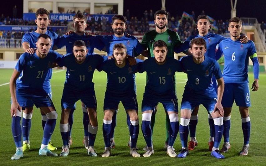 Матч Азербайджан-Украина завершился ничьей