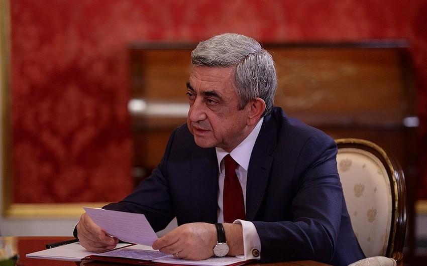 Саргсян: Армения готова к компромиссам в карабахском урегулировании
