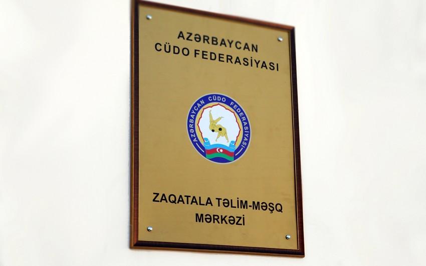 Zaqatalada Azərbaycan Cüdo Federasiyasının Təlim-Məşq Mərkəzi fəaliyyətə başlayıb