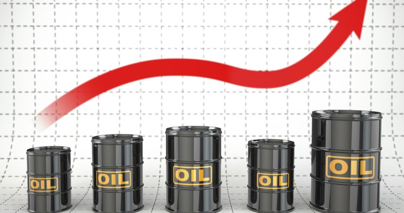 Azeri Light crude rises sharply