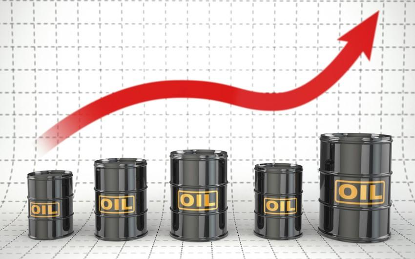 Azeri Light crude rises sharply