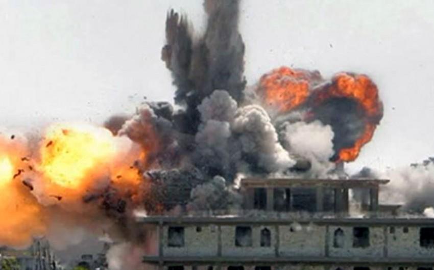 Bağdadda terror aktları törədilib: 8 nəfər ölüb