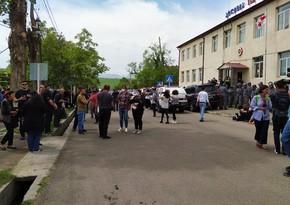 Diaspor Komitəsi: Dmanisi hadisələri ilə bağlı 8 nəfər saxlanılıb