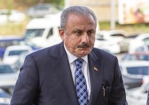 Türkiyə parlamentinin sədri Azərbaycana rəsmi səfərə gəlir