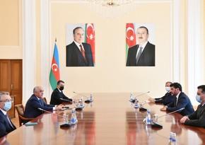 Премьер-министр Азербайджана встретился с мэром Тбилиси