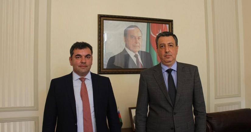 Azərbaycan və Gürcüstan işgüzar əməkdaşlığın perspektivlərini müzakirə edib