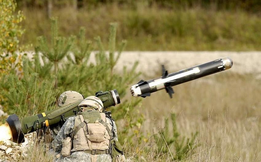 ABŞ Gürcüstana 30 milyon dollarlıq Javelin raketləri tədarük edəcək