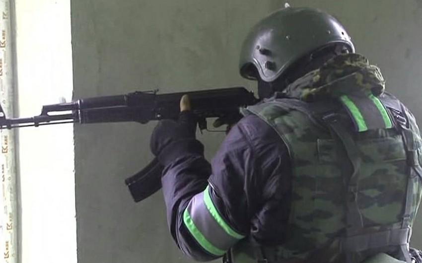 Dağıstanda iki İŞİD tərəfdarı məhv edilib