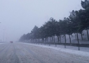 Snow predicted tomorrow in Azerbaijan