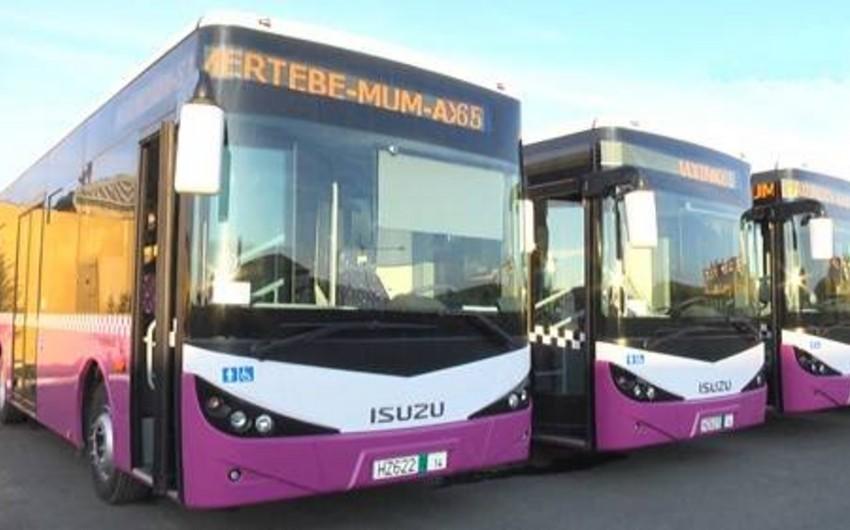 Baku Bus приступит к деятельности со следующего месяца