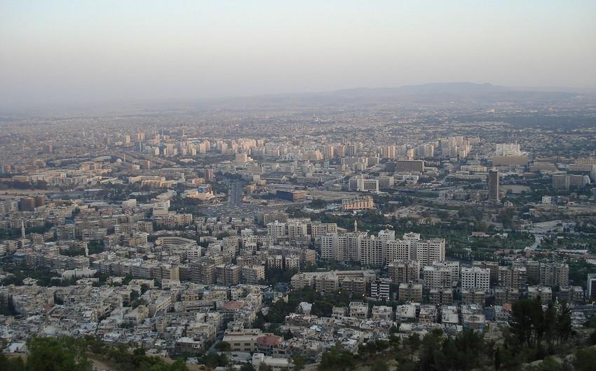 Suriyanın Şərqi Ğut yaşayış məntəqəsində 400 min insan mühasirəyə düşüb