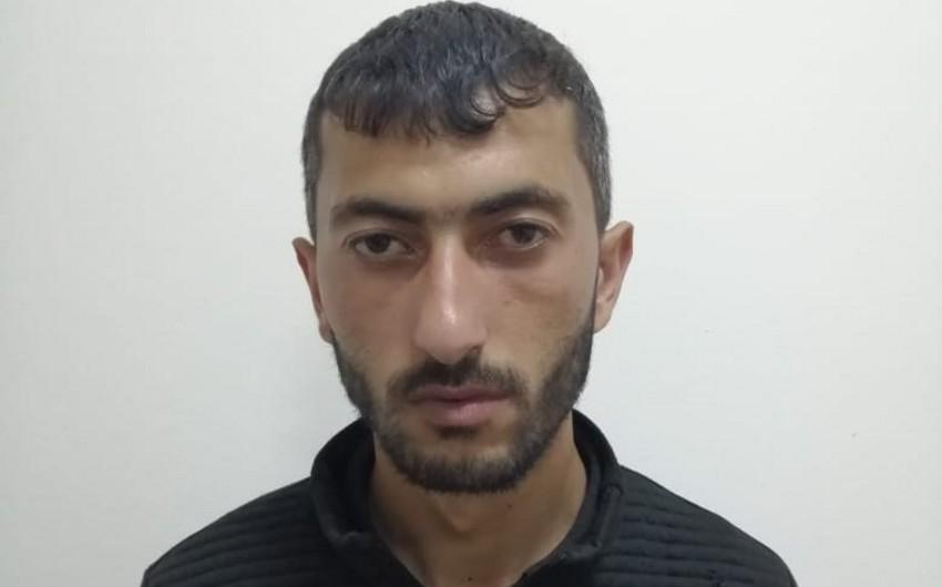 Bakıda narkotik satışı ilə məşğul olan Gürcüstan vətəndaşı saxlanıldı - VİDEO