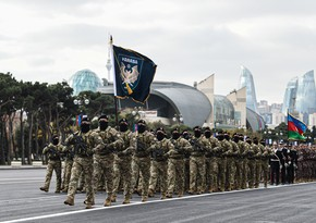 Azərbaycan 2021-ci ildə hərbi qüdrətini qoruyub saxlayıb - HESABAT