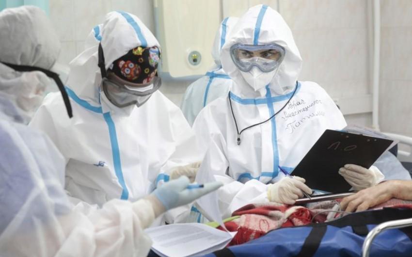 Son sutkada Moskvada koronavirusdan onlarla insan ölüb