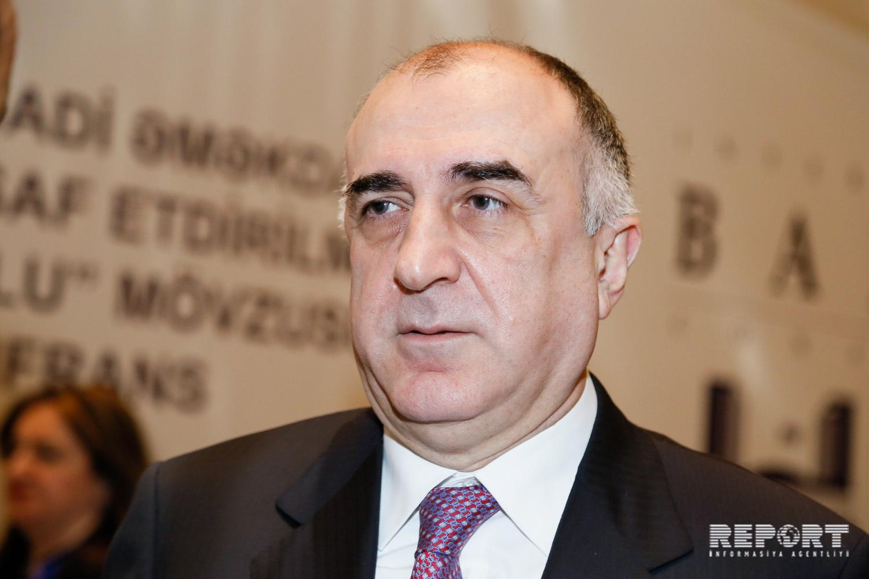 Эльмар Мамедъяров посетит Румынию в начале марта
