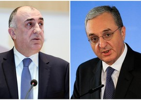 Foreign Ministers of Azerbaijan, Armenia discussed Karabakh settlement - UPDATED