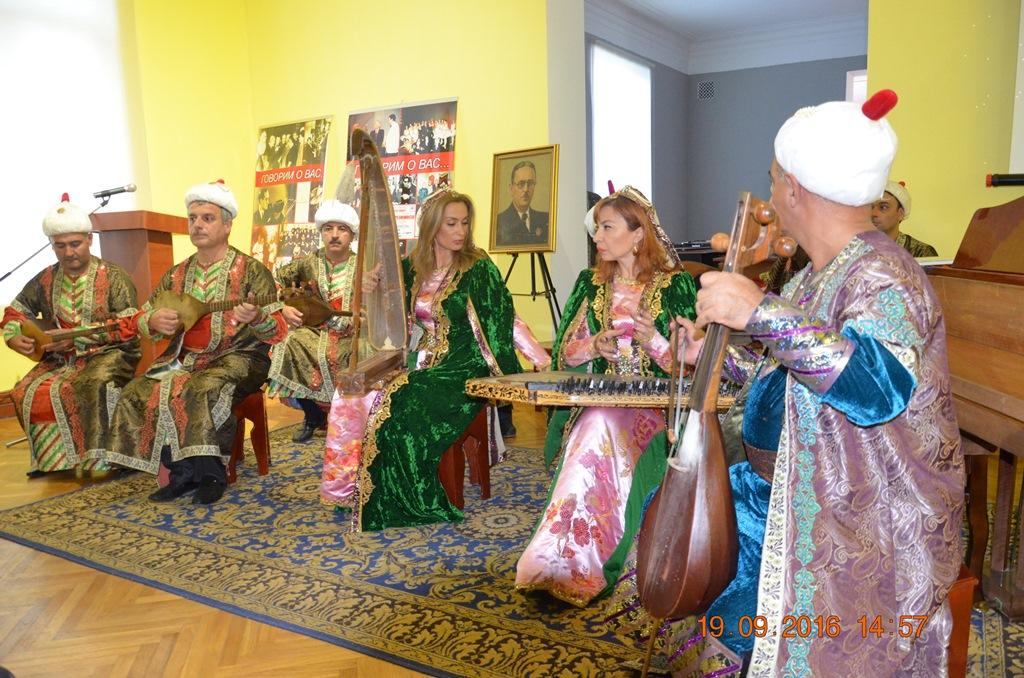 RICC and State Museum of Musical Culture marked Day of Azerbaijani national music