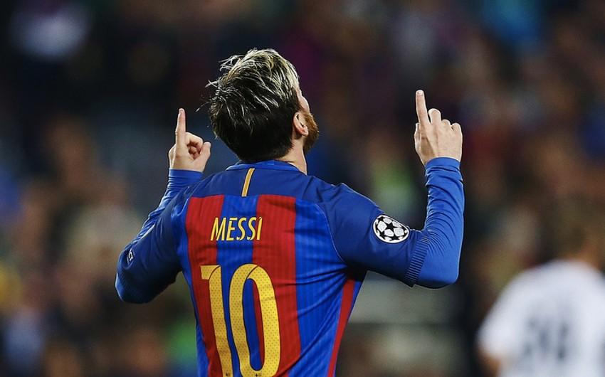 Çin klubu Messiyə ildə 100 milyon avro təklif etmək niyyətindədir