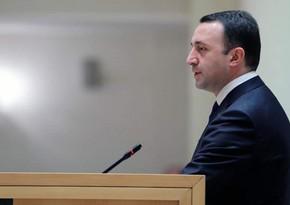 Иракли Гарибашвили: Мы ведем обсуждения в формате Азербайджан-Турция-Грузия