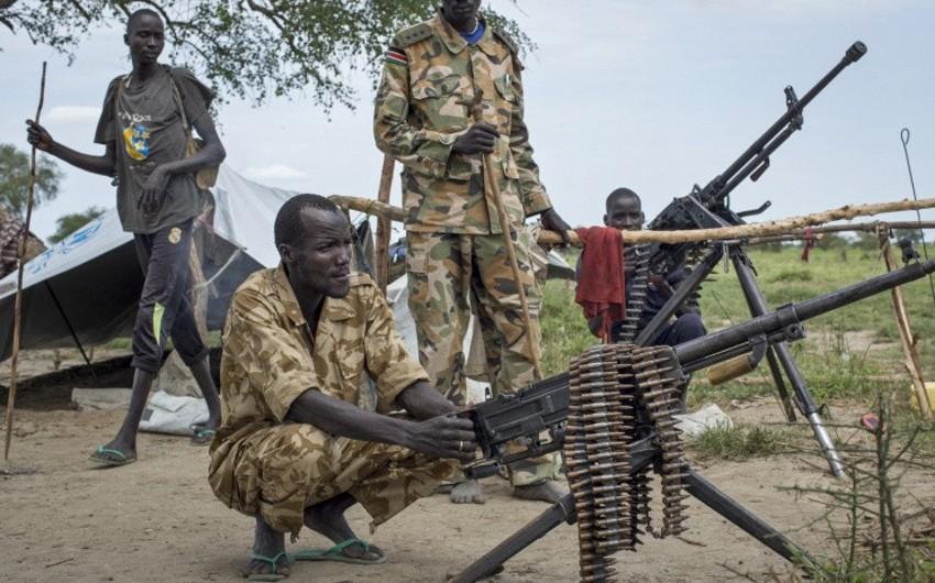 Cənubi Sudanda atəşkəs 48 saat sonra pozulub
