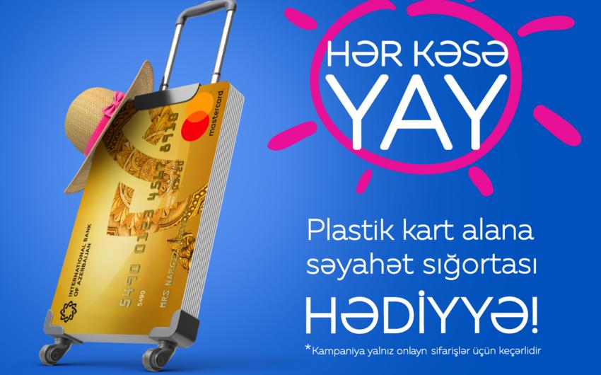 Azərbaycan Beynəlxalq Bankı yeni kampaniyaya başlayıb