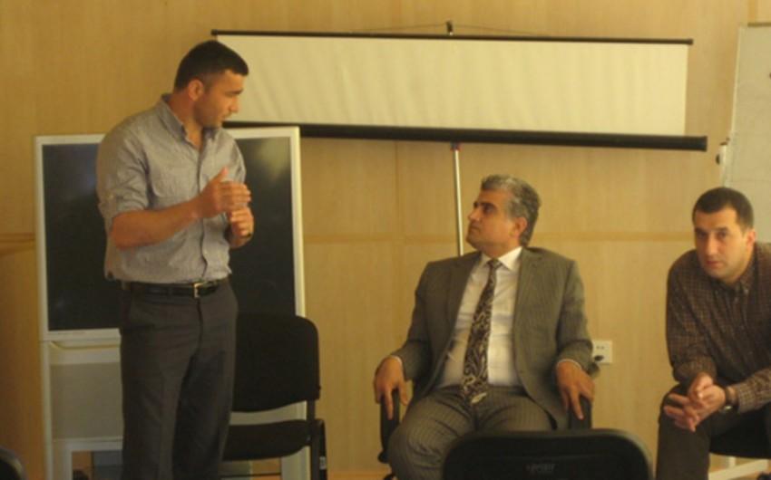 Qarabağın vitse-prezidenti UEFA-nın Avropa Liqası üzrə direktoru ilə görüşəcək