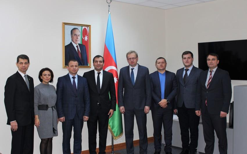 Azərbaycan və Ukrayna arasında turizm əlaqələri müzakirə olunub