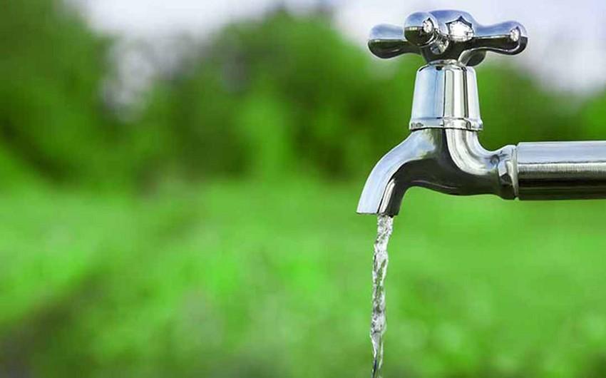 В Насиминском районе Баку отключили воду