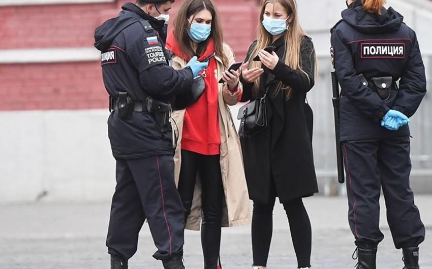 Moskvada koronavirus qurbanlarının sayı 2 800-ü ötdü