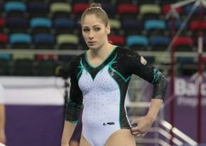 Azərbaycan gimnastı Avropa çempionatını 7-ci sırada bitirdi