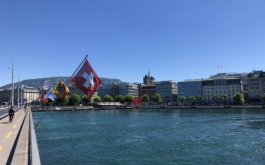 В Женеве открылись два пресс-центра к саммиту США и России