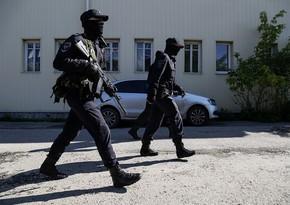 В Грозном двое силовиков погибли в перестрелке