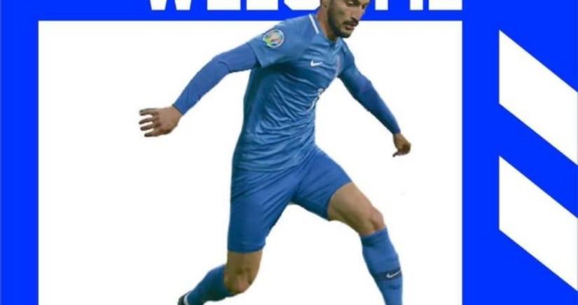 Азербайджанский футболист перешел в кипрский клуб