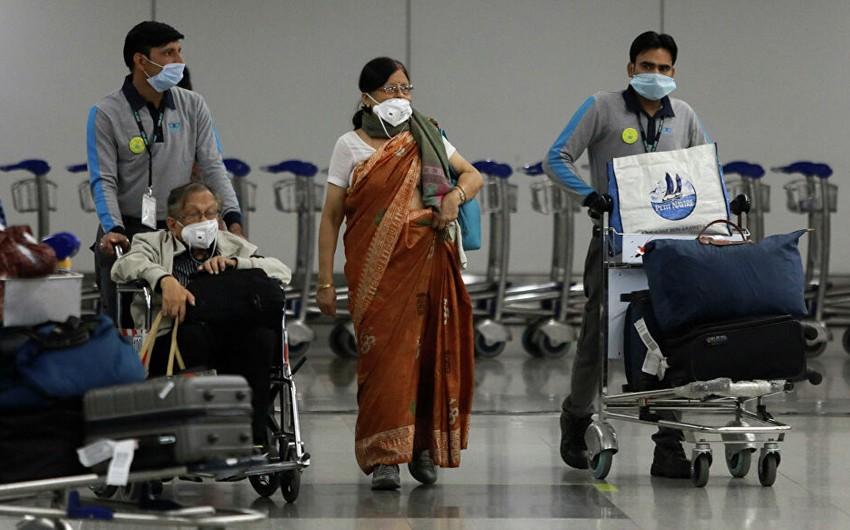 Hindistan beynəlxalq aviareyslərə qoyulan qadağanın müddətini uzatdı