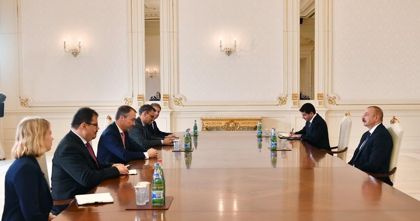 President receives EU Special Representative
