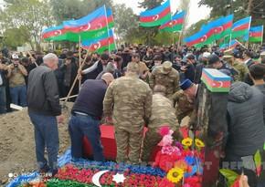 Похоронен еще один шехид Отечественной войны