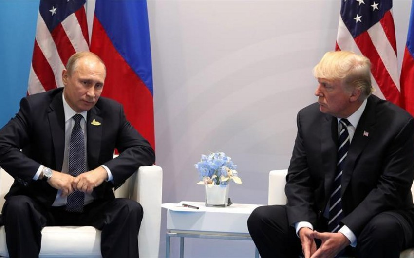 KİV: Rusiya və ABŞ prezidentləri gələn ay görüşə bilər
