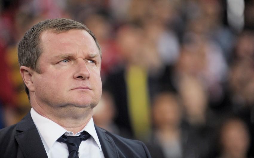 Впредь с Анжи будет работать бывший главный тренер чешской сборной