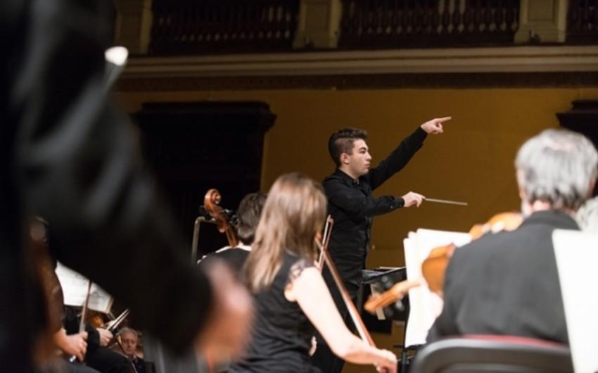 Azərbaycanlı dirijor beynəlxalq müsabiqənin qalibi olub