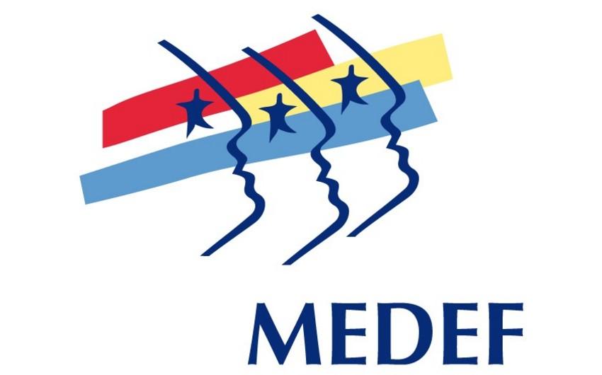 MEDEF Azərbaycanla iqtisadiyyatın bir çox sahəsində əməkdaşlıqda maraqlıdır