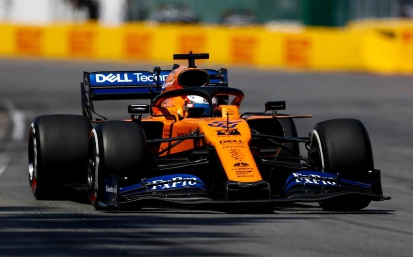Formula 1: McLaren Avstraliya Qran-prisindən imtina etdi